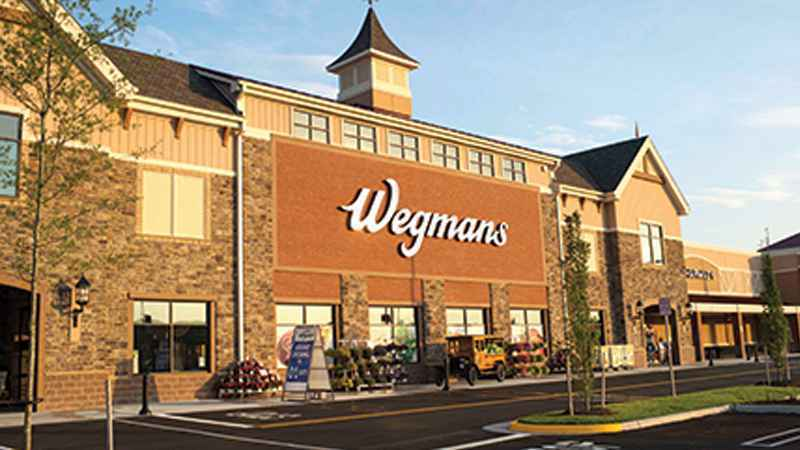 Wegmans ties with Publix for America's favorite grocery store