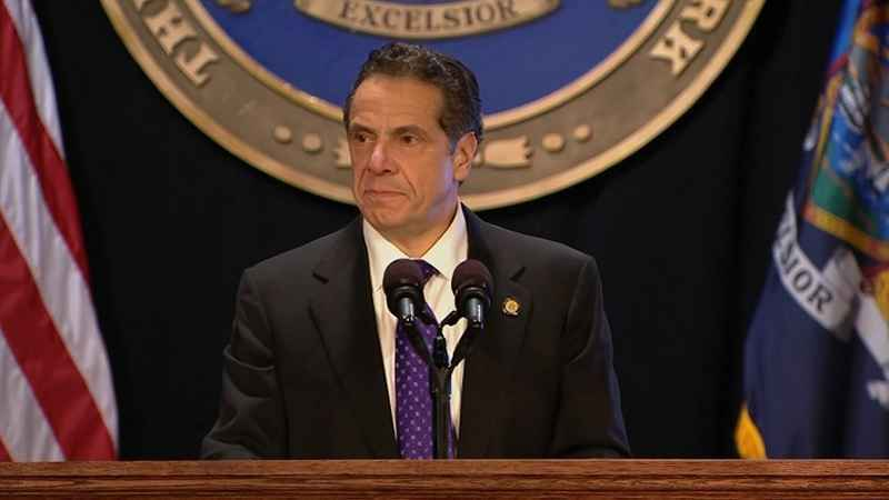 Governor Cuomo speaks at State of the State