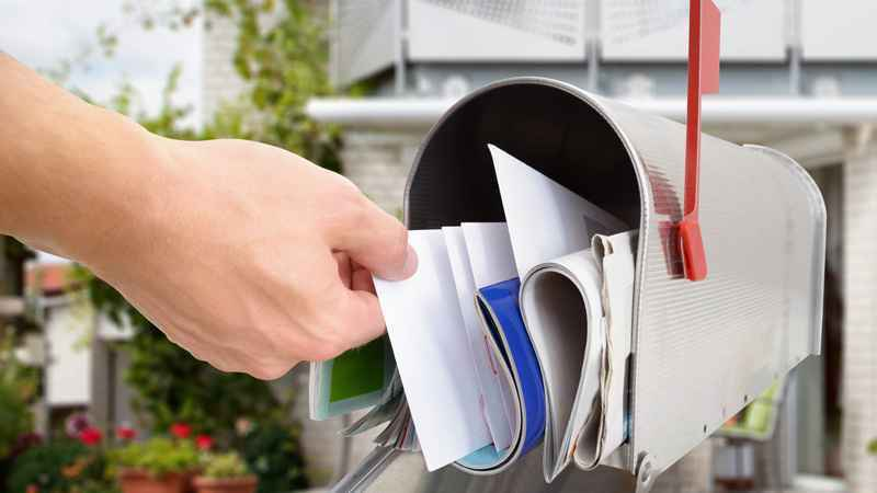Postal employee arrested and charged with stealing mail