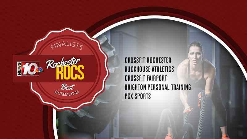 Vote for Rochester ROCS Best Extreme Gym!