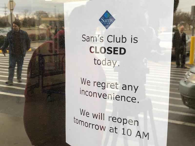 Sam's Club stores to close in Greece, Henrietta