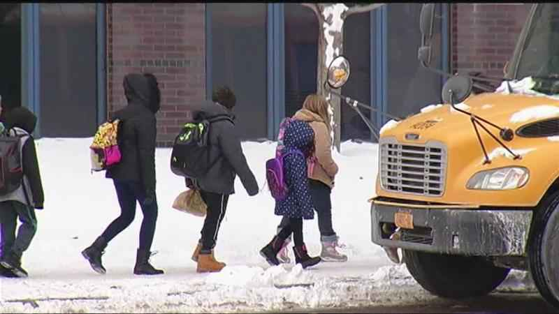 Parent concerned with frigid wind chill temps expected later this week