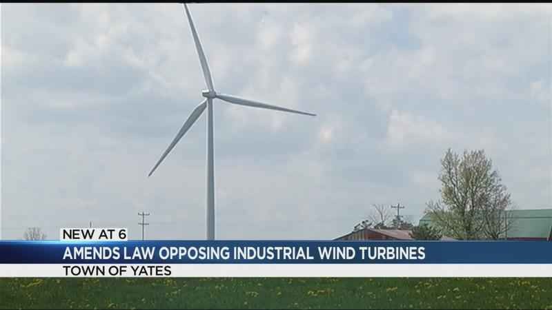 Disappointment with Orleans County Wind Turbine