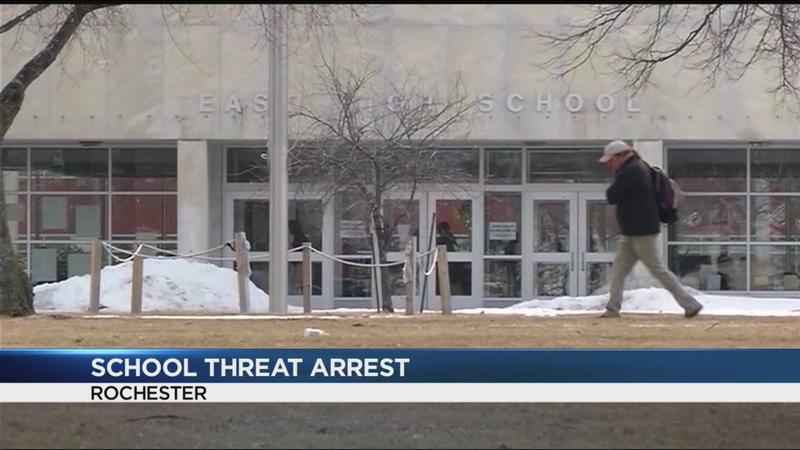 Illegal-alien student arrested for threatening school