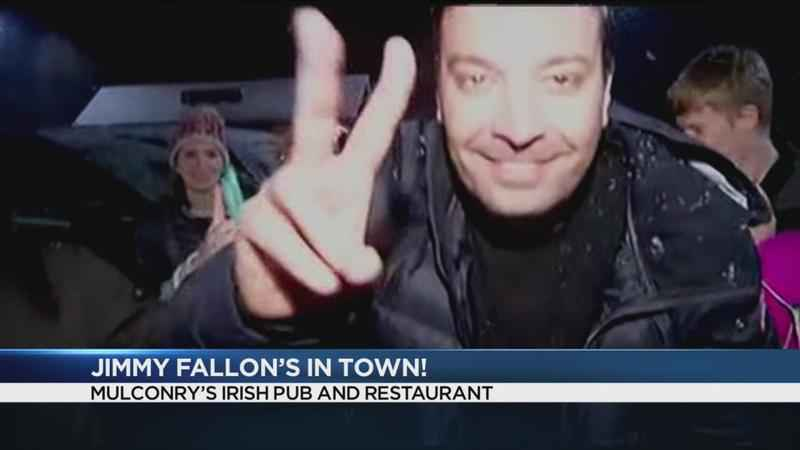 Jimmy Fallon celebrates 4-year anniversary in Rochester