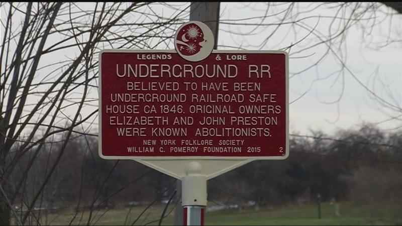 Keeping history alive: Wayne County's connection to the Underground Railroad
