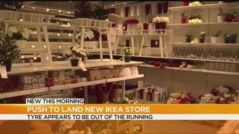 Monroe County still in running for IKEA store after company rejects Seneca County, report says