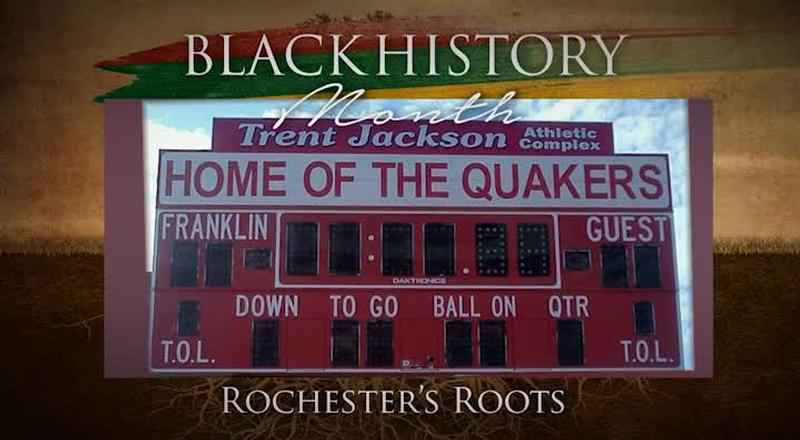 Rochester's Roots: NFL wide receiver T.J. Jackson