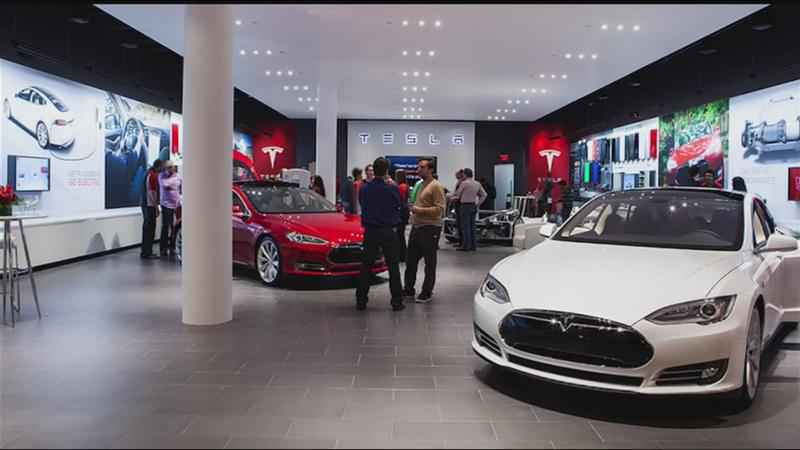 NYS Exposed: State law prevents Tesla from upstate expansion