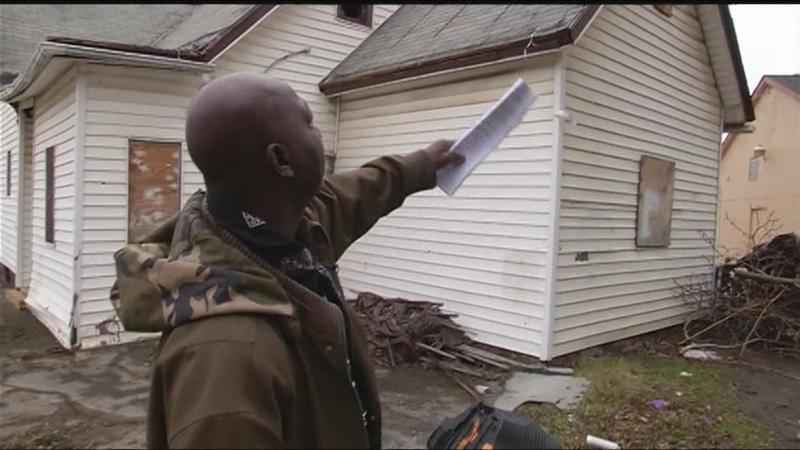 News10NBC Investigates: City sells foreclosed homes already marked for demolition