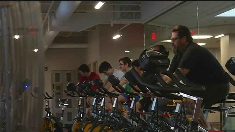 Pedal for Power: Local gym powered by people