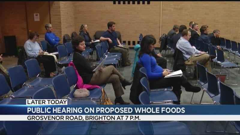 Proposed Whole Foods in Brighton to be discussed in public hearing
