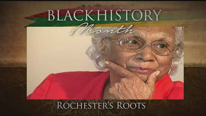 Rochester's Roots: Constance Mitchell