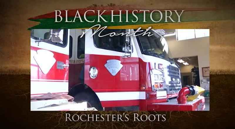 Rochester's Roots: Jackeline Vazquez blazing the trail for firefighters