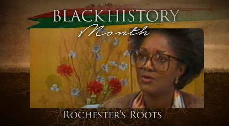Rochester's Roots: The first black female reporter on TV