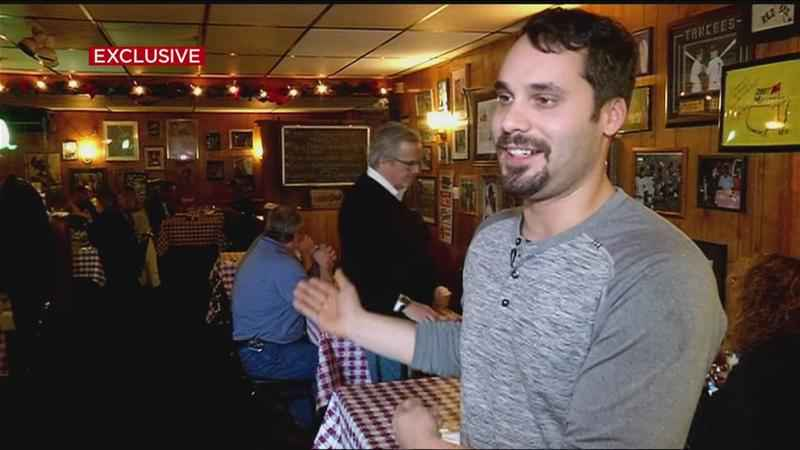 Rochester owner saves choking customer with Heimlich maneuver