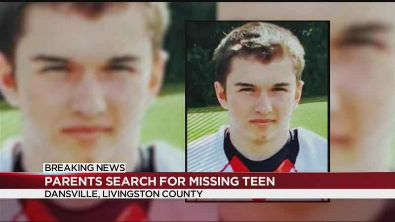 UPDATE: Missing Livingston County teen found safe