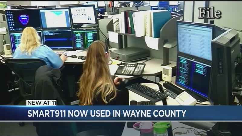 Wayne County launches Smart 911
