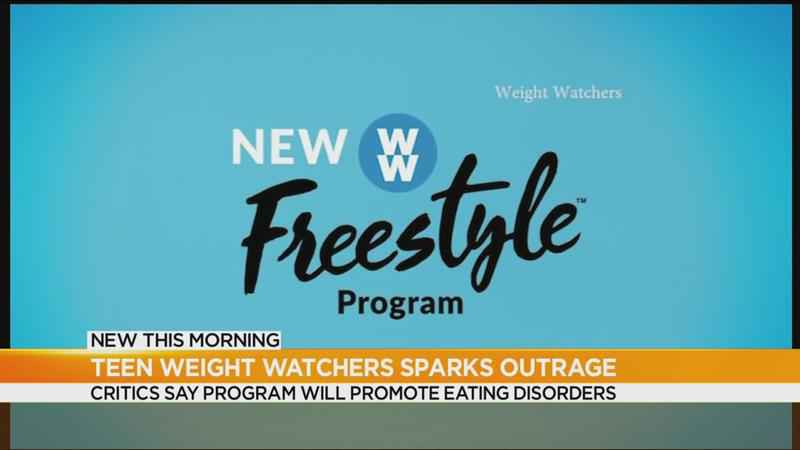 An obese debate: Weight Watchers to offer free memberships to teens
