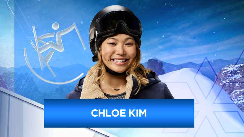 Chloe Kim, 17, wins Olympic Gold for Team USA