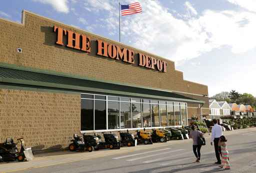 Home Depot (NYSE:HD) Given
