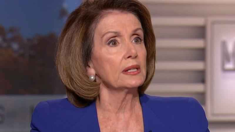 Pelosi surpasses four hours in immigration speech on House floor