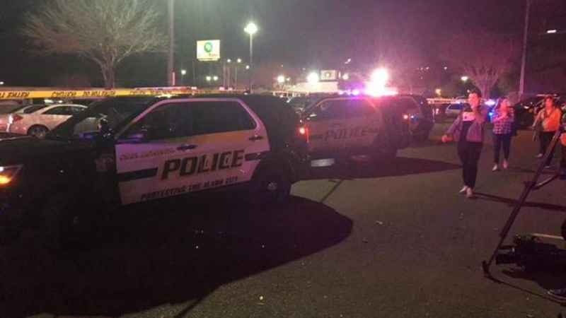 At least 4 people shot at Texas Roadhouse on west side