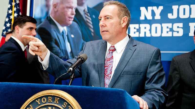State Senator Joe Robach says he will not pursue seat in Congress