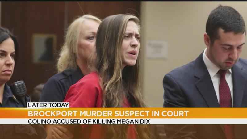 Brockport murder suspect expected in court Tuesday
