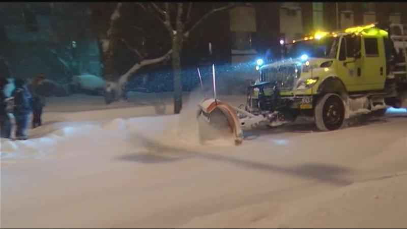 Travel advisory issued, tractor trailers banned on several NY roadways ahead of storm