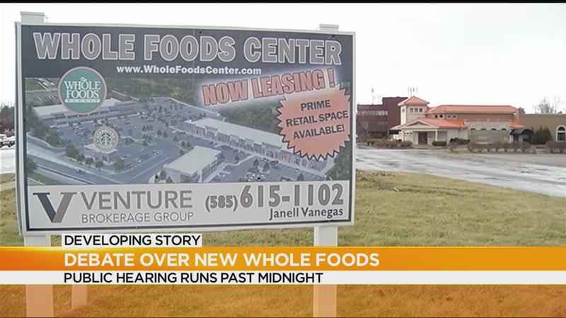 Debate over proposed Whole Foods in Brighton continues