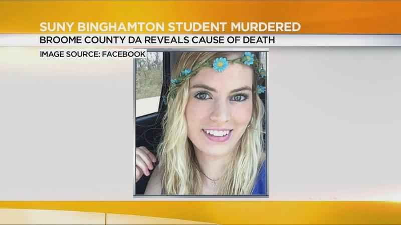 Ex-boyfriend charged in death of upstate New York nursing student
