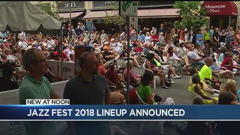 Full lineup for 2018 Jazz Fest announced