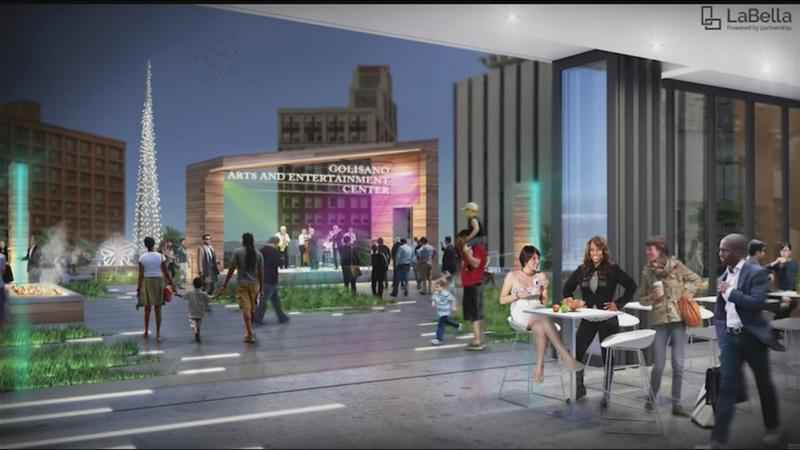 City Council votes to fund study of proposed Parcel 5 complex