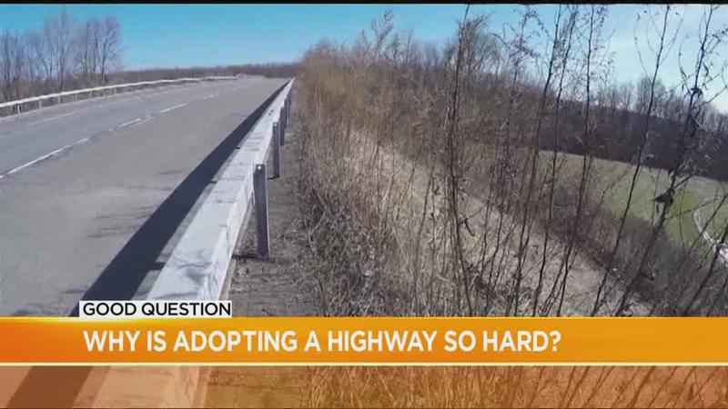 Good Question: Why is it so difficult to adopt a highway?
