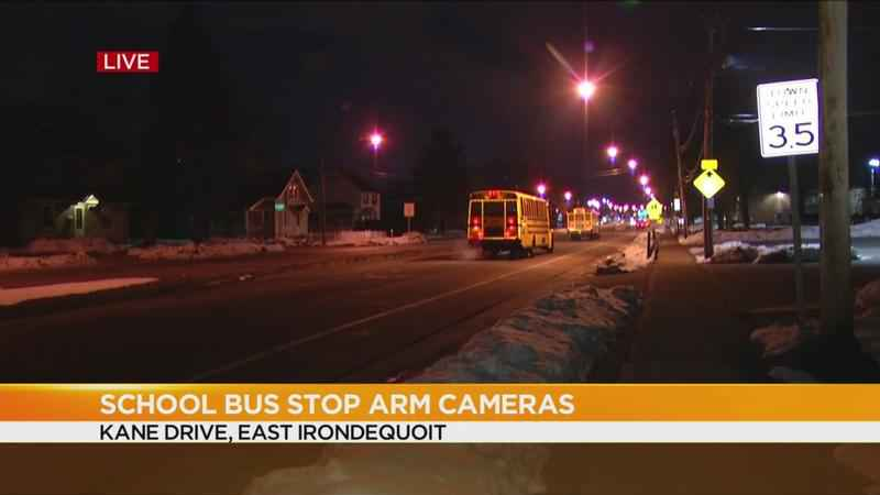 Keeping kids safe: Local lawmakers support school bus stop arm cameras