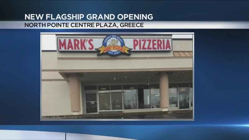 Mark's Pizzeria opens new flagship location in Greece