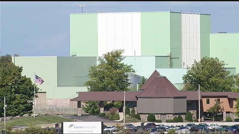 Ginna Nuclear Power Plant returns to service