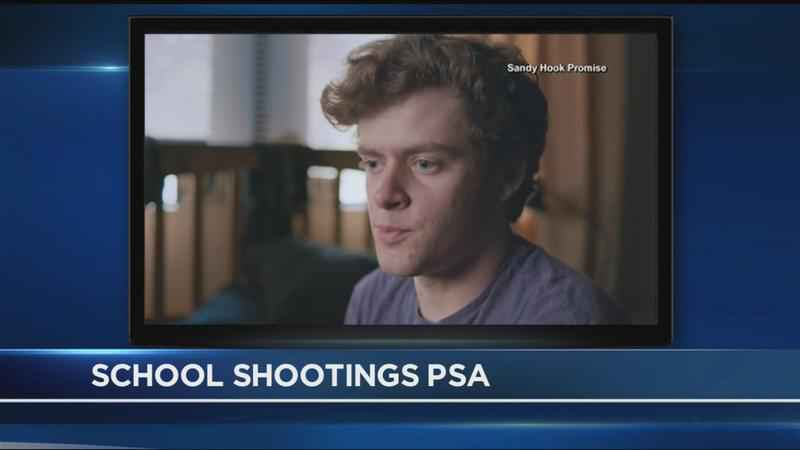 New school shootings public service announcement released