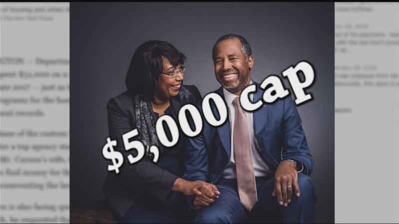 News or Noise: Did Ben Carson misspend American tax payers money?