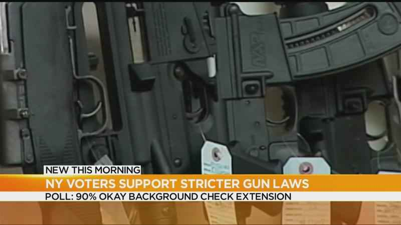 Poll: New York voters support stricter gun laws | WHEC com