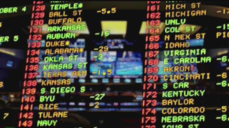 Push to legalize sports gambling in New York