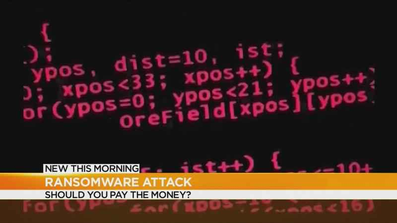 Ransomware attack: Should you pay the money?