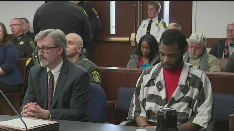 Sodus man sentenced to 20 years to life for killing ex-girlfriend