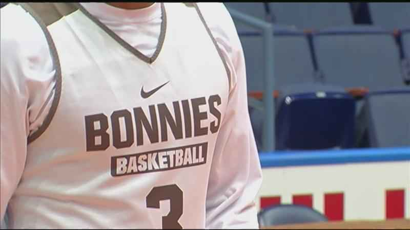 St. Bonaventure going dancing