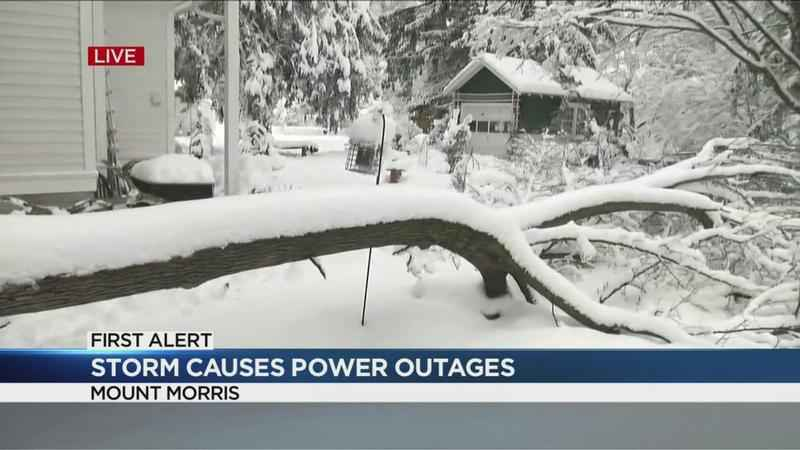 Storm knocks out power for thousands