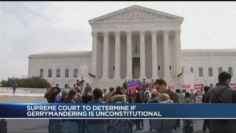 Maryland Gerrymander Case Offers Unique Test to High Court