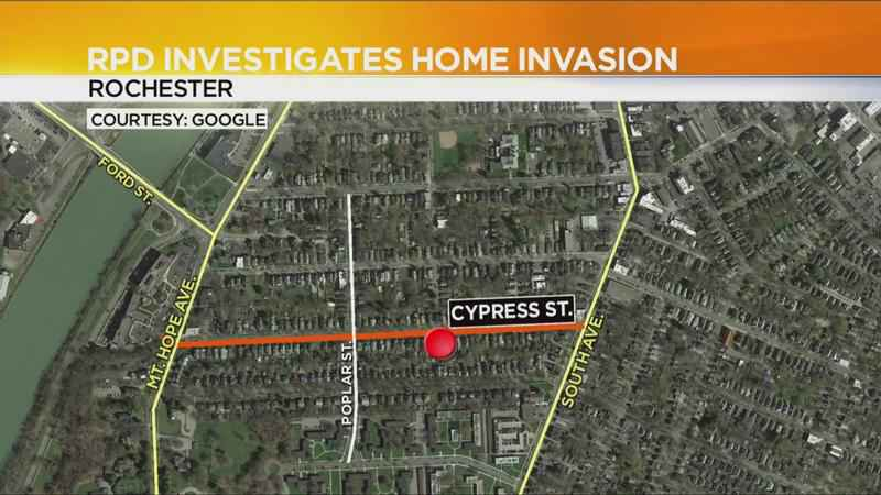RPD investigates home invasion on Cypress Street