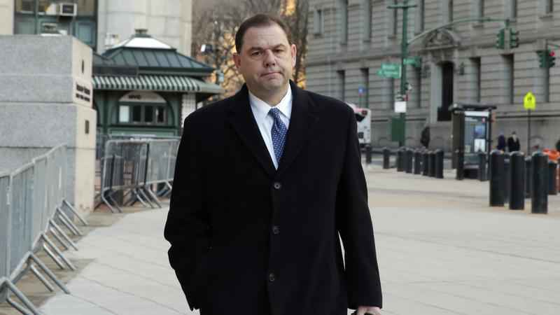 Fmr. Cuomo Aide Joseph Percoco Found Guilty in Corruption Trial