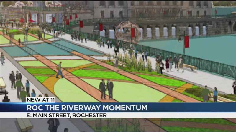 """""""Roc the Riverway"""" a catalyst for things to come"""